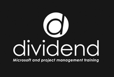 Dividend - Microsoft Training & Project Management Training
